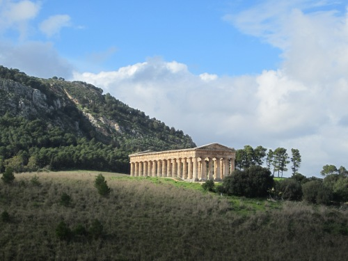 Temple in Segesta