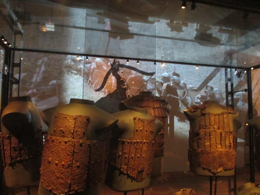 Exhibit on the Battle of Gotland, Historiska museum